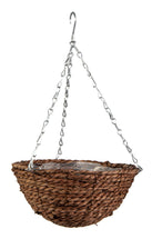 Around Hanging Basket Brown D25H13