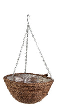 Around Hanging Basket Brown D31H16