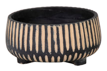 Duante Bowl Black D25H12