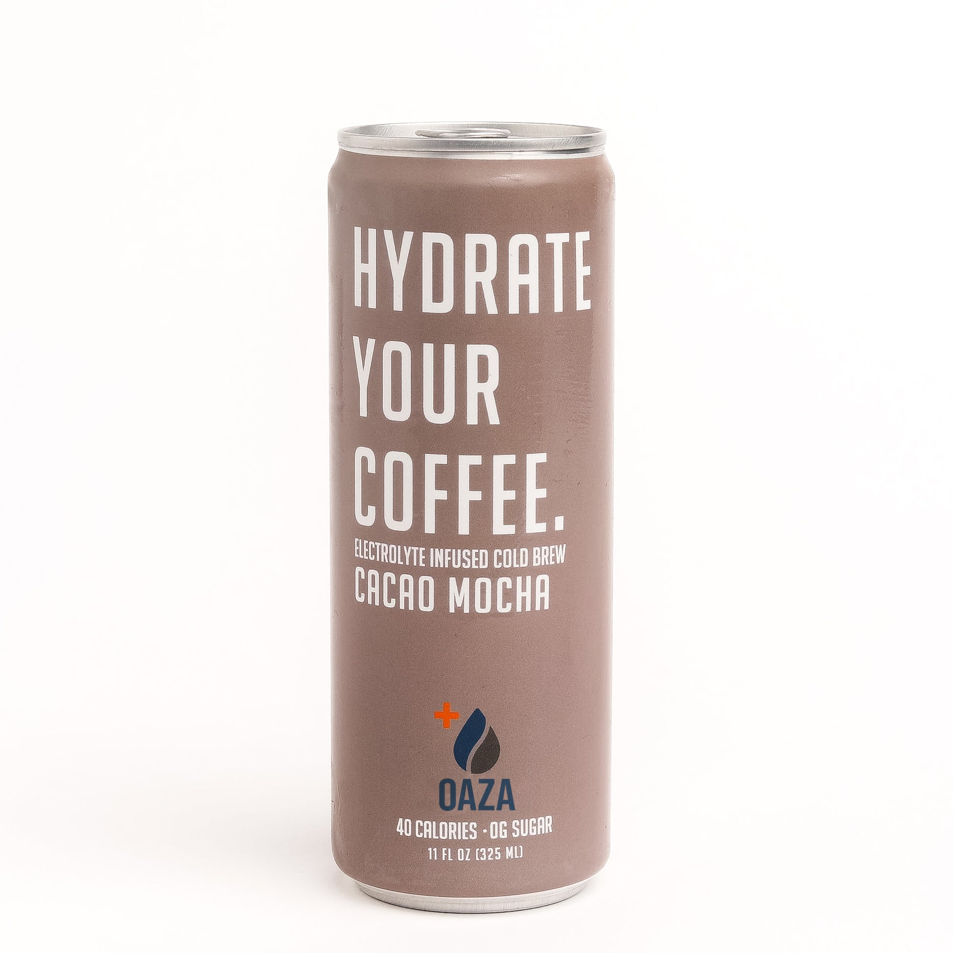 Oaza Electrolyte Cold Brew - Cacao Mocha 6-Pack