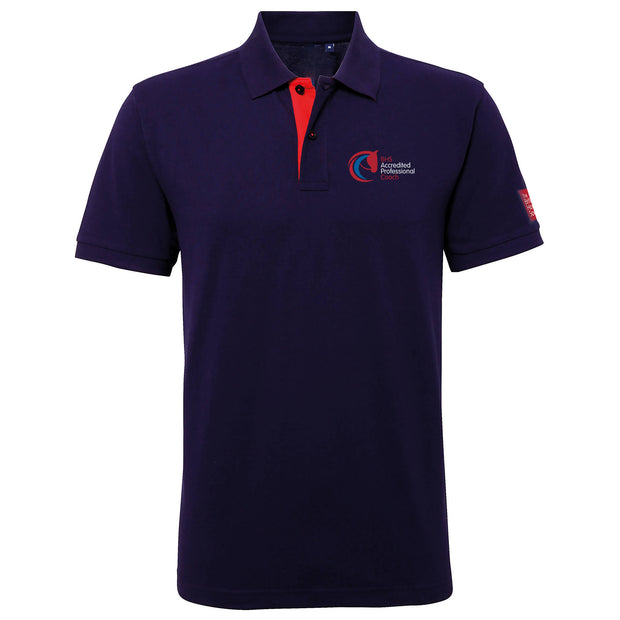 Accredited Professional Coach Unisex Polo Shirt