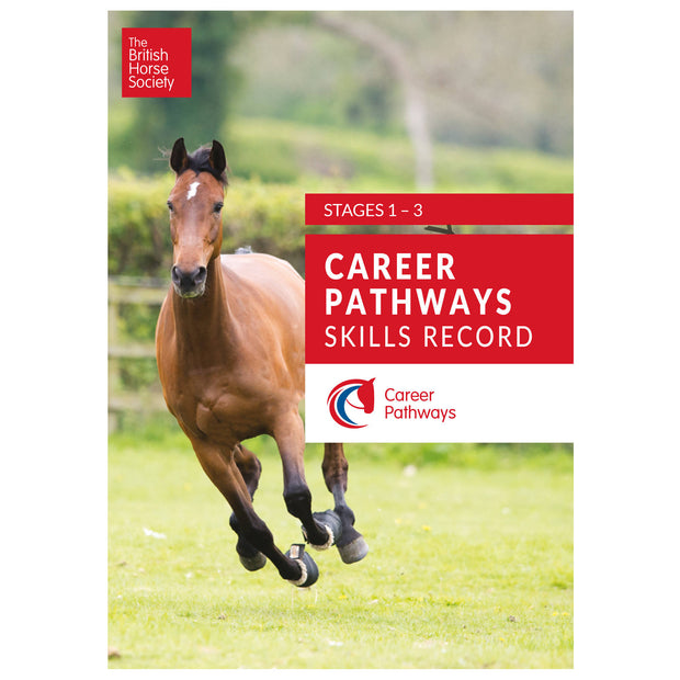Stages 1-3 Career Pathways Skills Record Book