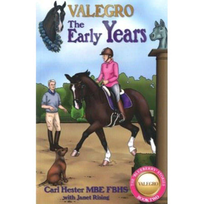 Valegro The Early Years- Book 2