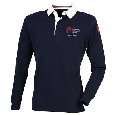 BHS Accredited Professional Unisex Rugger