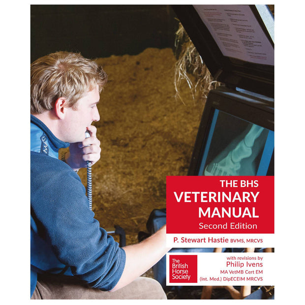 BHS VETERINARY MANUAL 2nd Edition