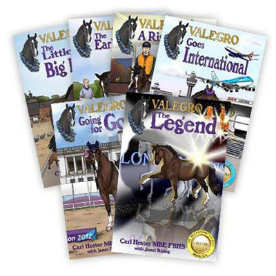 Valegro - The Blueberry Stories - Set of Six