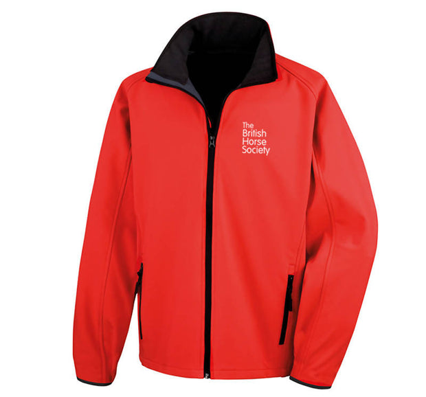 BHS Unisex Softshell Jacket