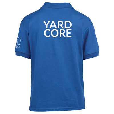 Yard Core Fitted Polo Shirt