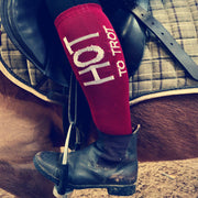 Hot To Trot Riding Socks