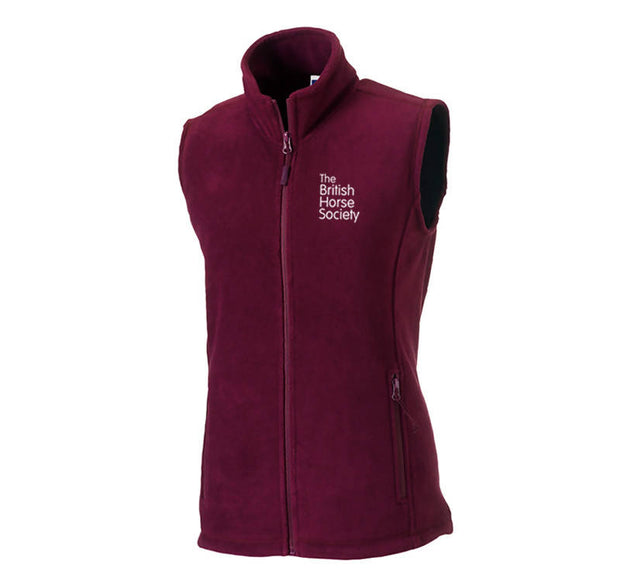 BHS Fitted Fleece Gilet