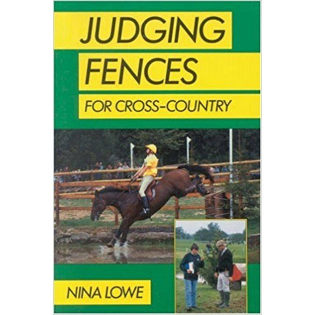 Judging Fences for Cross Country