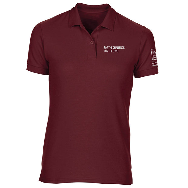 Hot To Trot Fitted Polo Shirt