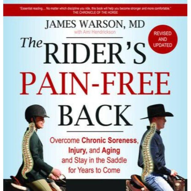 The Riders Pain Free Back