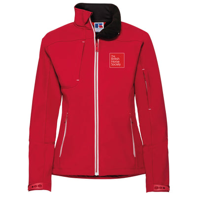 BHS Staff Fitted Softshell Jacket
