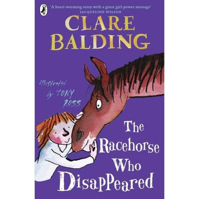 The Racehorse Who Disappeared (Paperback)
