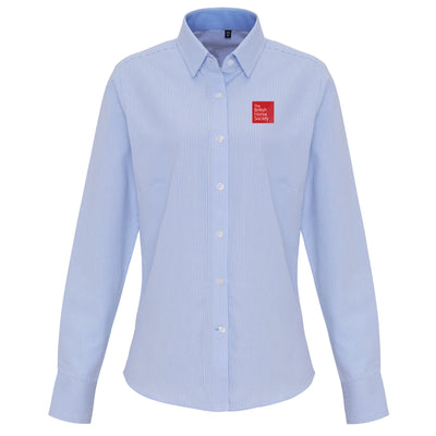 BHS Staff Fitted Oxford Shirt