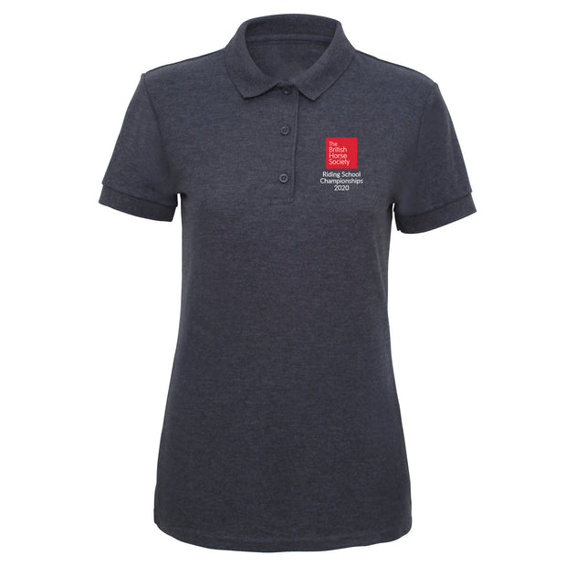 RSNC Fitted Polo Shirt