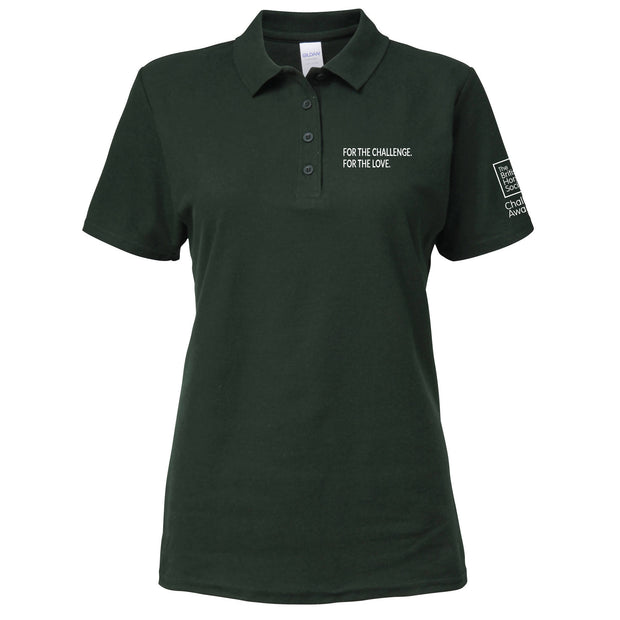 Leader Of The Hack Fitted Polo Shirt