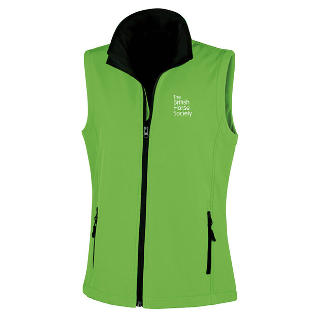 BHS Fitted Softshell Gilet