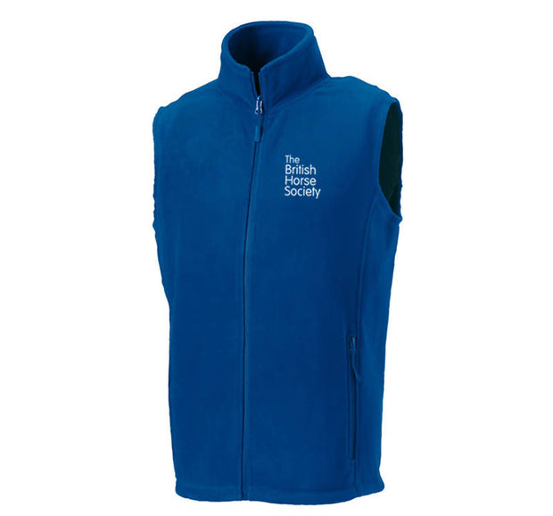 BHS Unisex Fleece Gilet
