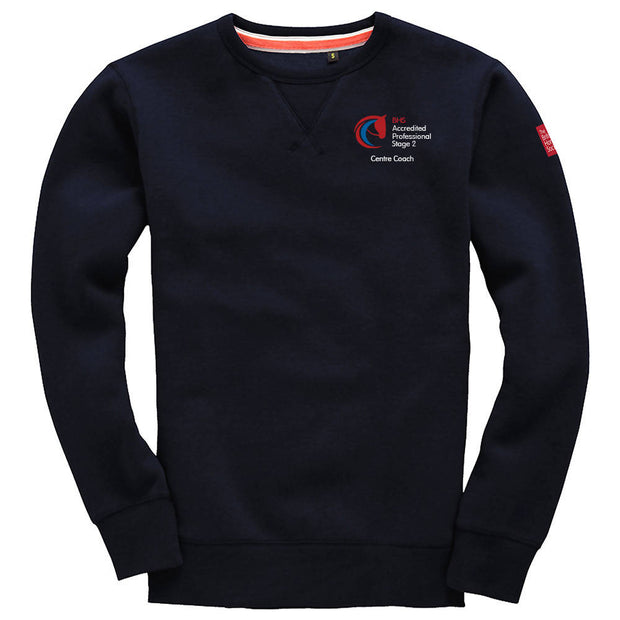 BHS Accredited Professional Unisex Elite Sweatshirt