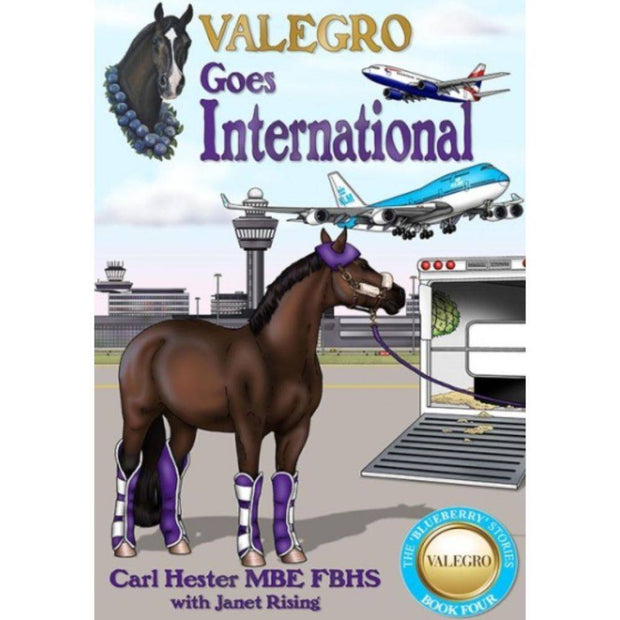 Valegro Goes International- Book 4