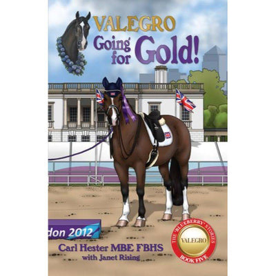 Valegro Going for Gold!-Book 5