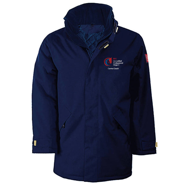 BHS Accredited Professional Long Unisex Parka Jacket