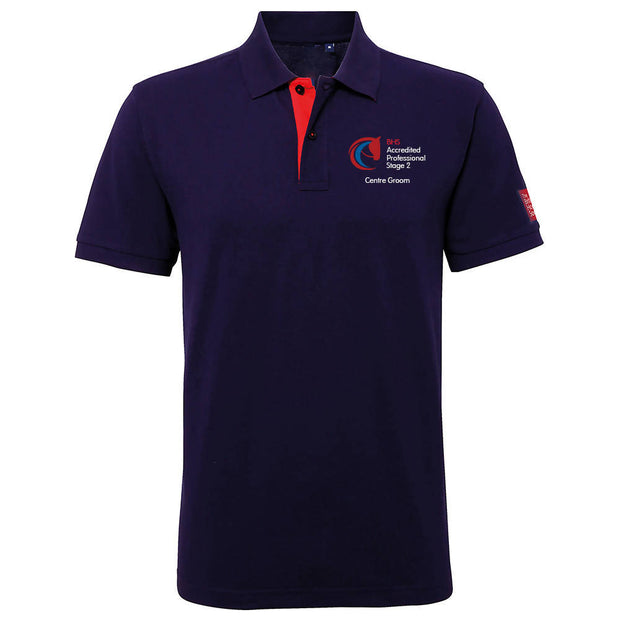 BHS Accredited Professional Unisex Polo Shirt