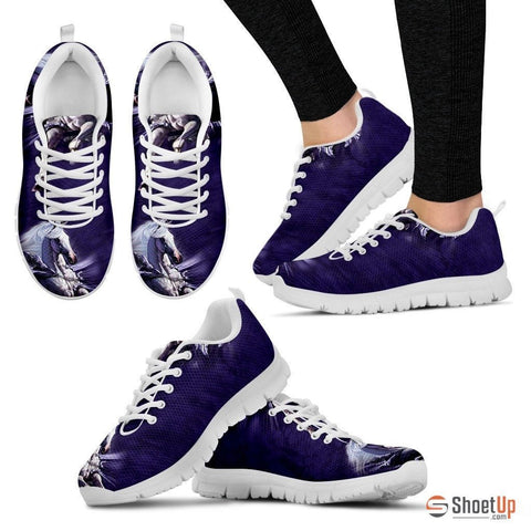 Warrior Horse-Men And Women's Running Shoes-Free Shipping