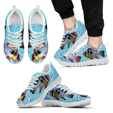 Ram Cichlid Fish Running Shoes For Men-Free Shipping Limited Edition