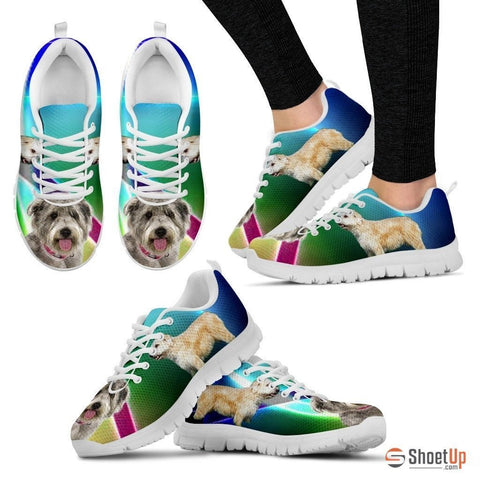 Glen Of Imaal Terrier Dog Running Shoes For Women-Free Shipping