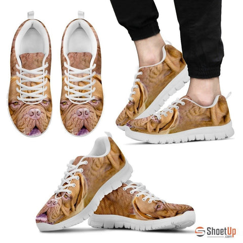 Mastiff Dog-Running Shoes For Men-Free Shipping