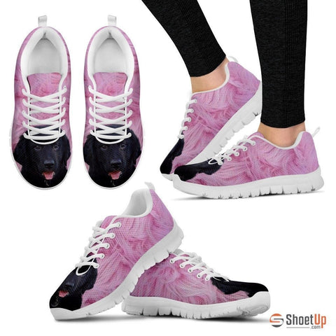 Newfie Dog Running Shoes For Women-Free Shipping