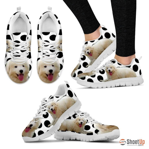 Kuvasz Dog Running Shoes For Women-Free Shipping
