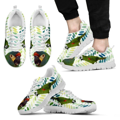 Mini Macaw Parrot Running Shoes For Men-Free Shipping Limited Edition