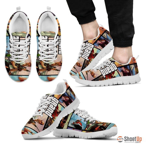 GTA Men Running Shoe- Free Shipping
