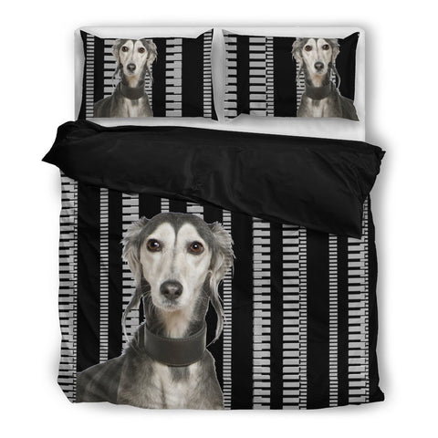 Valentine's Day Special-Saluki Dog Print Bedding Set-Free Shipping