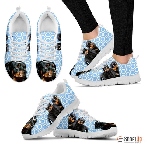 Rottweiler-Dog Shoes For Women-Free Shipping