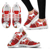 Shire Horse Christmas Running Shoes For Women- Free Shipping