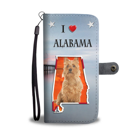 Australian Terrier Dog Print Wallet Case-Free Shipping-AL State