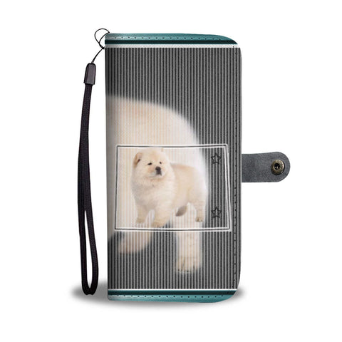 Chow Chow Dog Print Wallet Case-Free Shipping-CO State