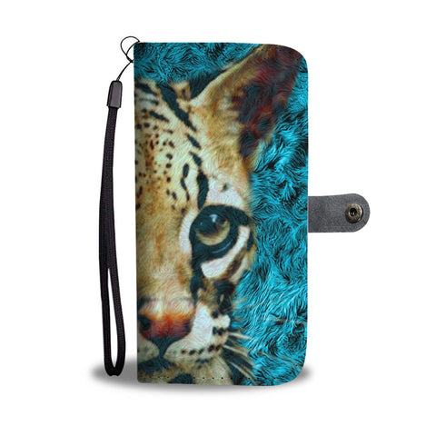 Cheetos Cat Print Wallet Case-Free Shipping