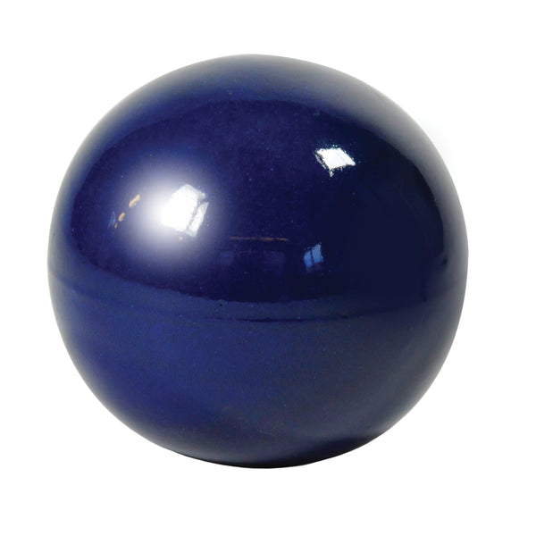 Glazed Sphere Blue D17