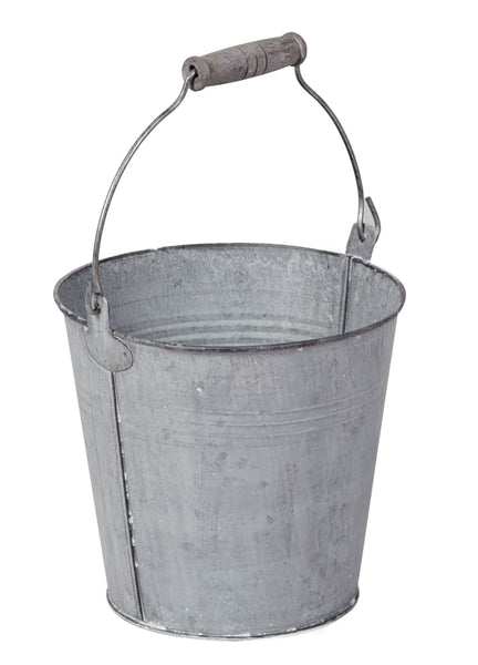 Scott Bucket Old Grey D15H13