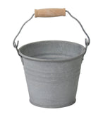 Zinc Old Look Bucket 1 Litre D13H11