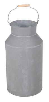 Zinc Old Look  Milk Can D31/22H57