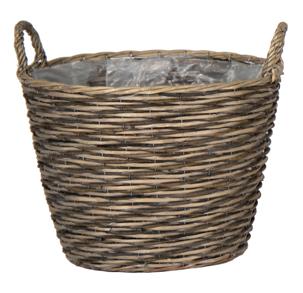 Brava Potato Basket Greywash D35H26
