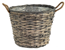 Bobs Bush Basket Potato Grey D19H16