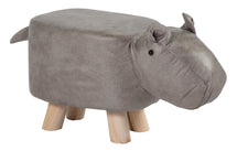 Animal Stool Cow Grey L50W28H24